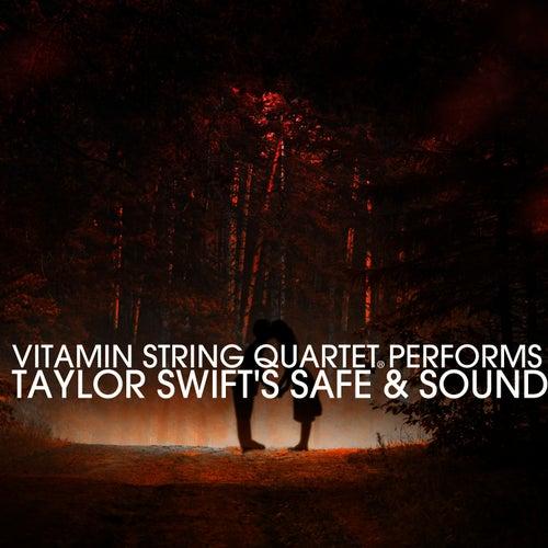 Vitamin String Quartet Performs Taylor Swift's Safe & Sound de Vitamin String Quartet