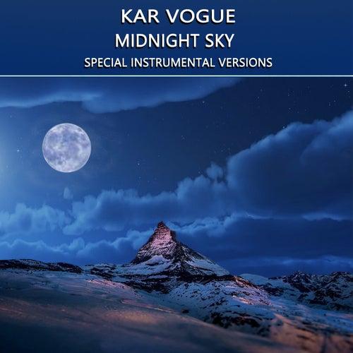 Midnight Sky (Special Instrumental Versions) by Kar Vogue
