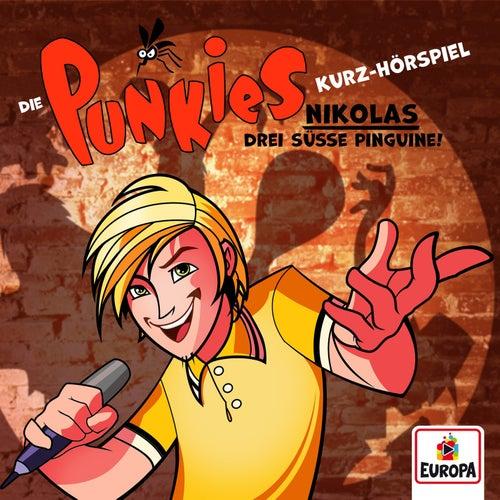 Kurz-Hörspiel: Nikolas - Drei süße Pinguine by Die Punkies