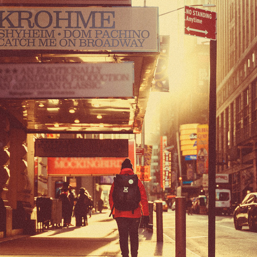 Catch Me on Broadway by Krohme
