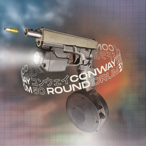 50 Round Drum von Conway The Machine