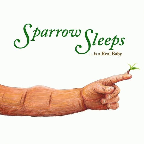 ... Is A Real Baby: Lullaby renditions of Say Anything songs von Sparrow Sleeps