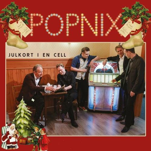Julkort i en cell von Popnix