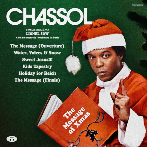 The Message of Xmas by Chassol
