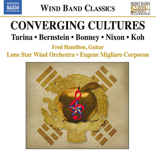 Converging Cultures: Music for Wind Band von Eugene Migliaro Corporon