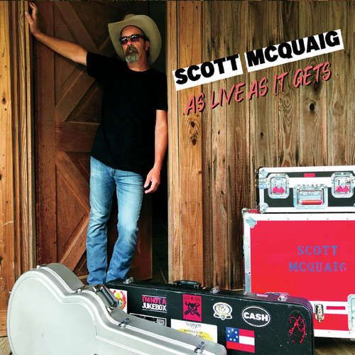 As Live as It Gets von Scott McQuaig