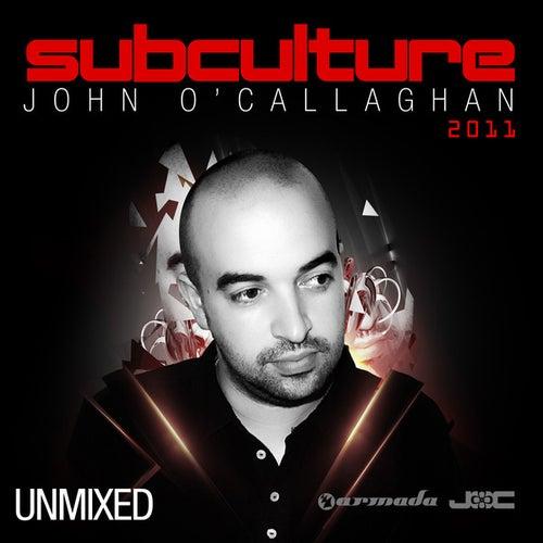 Subculture 2011 - Unmixed von Various Artists