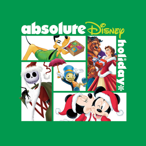 Absolute Disney: Holiday by Various Artists