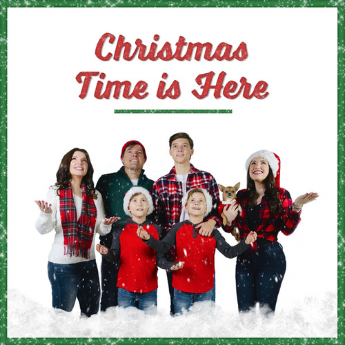 Christmas Time Is Here von Sharpe Family Singers