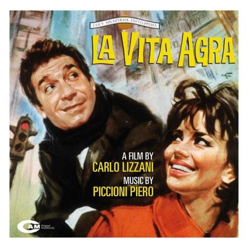 La vita agra (Original Motion Picture Soundtrack) de Piero Piccioni