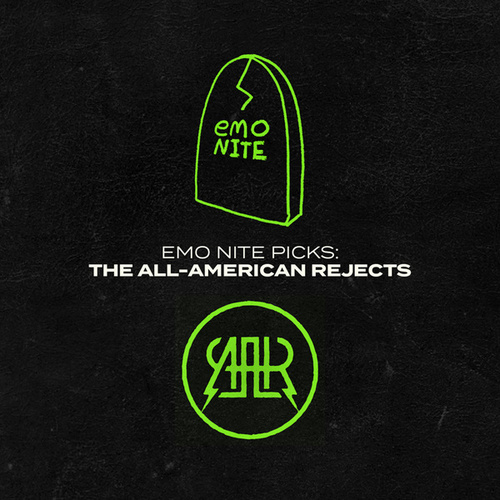 Emo Nite Picks:  The All-American Rejects de The All-American Rejects