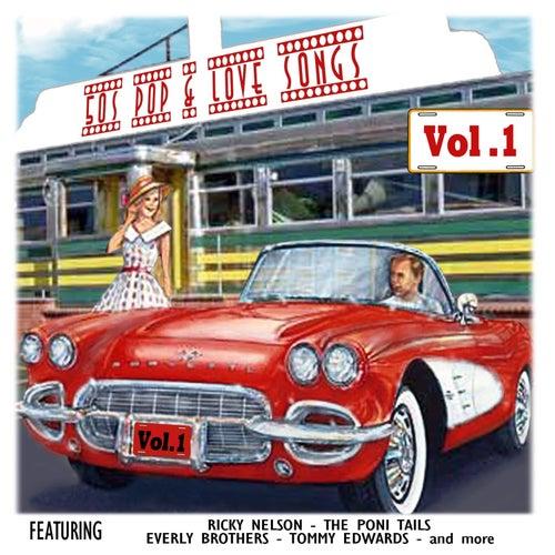 50's Pop & Love Songs - Vol 1 de Various Artists