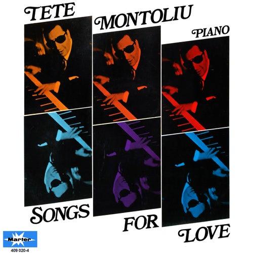 Songs for Love de Tete Montoliu