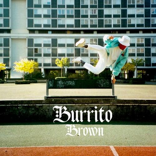 Rhubarb Road von Burrito Brown