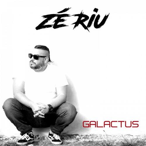 Galactus by Zé Riu