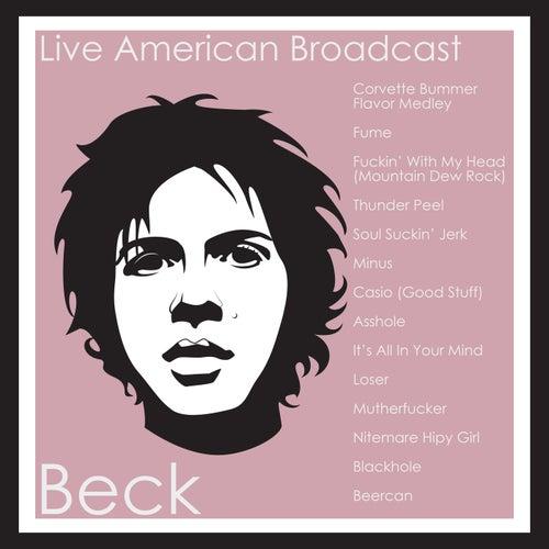 Live American Broadcast - Beck (Live) de Beck