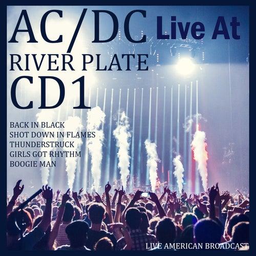AC/DC Live At River Plate - CD1 (Live) de AC/DC