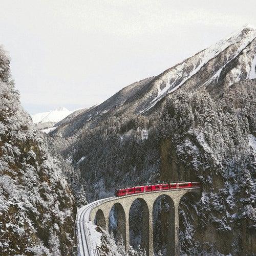 Train Sounds von Maynard Ferguson