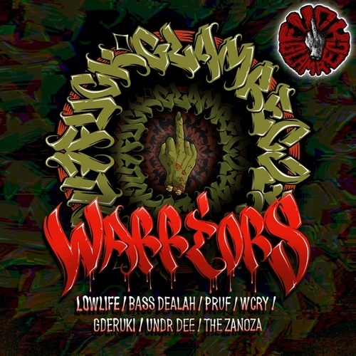 Fuck Glam Warriors Vol. 1 by Various Artists