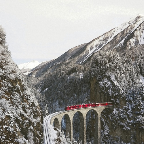 Train Sounds von Yves Montand