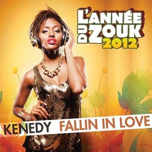 Fallin in Love (L'année du zouk 2012) de Kenedy