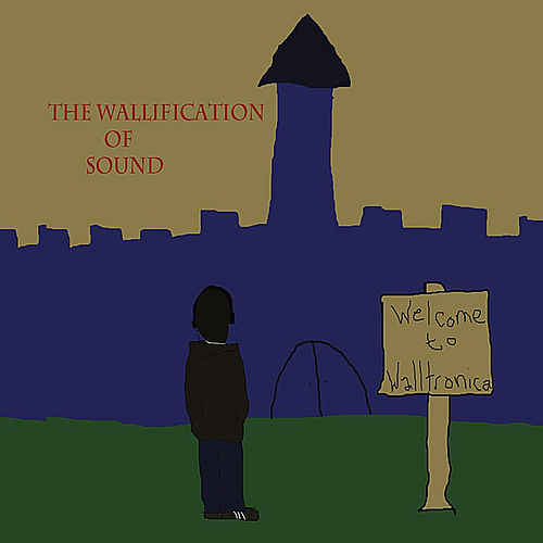 The Wallification of Sound by Glitch