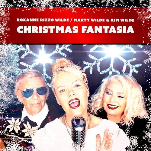 Christmas Fantasia by Roxanne Rizzo Wilde
