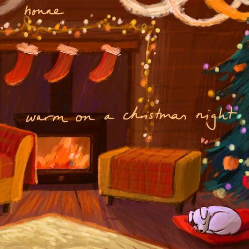 Warm on a Christmas Night fra HONNE