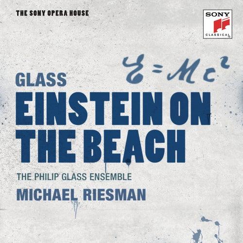 Glass: Einstein on the Beach - The Sony Opera House de Philip Glass Ensemble