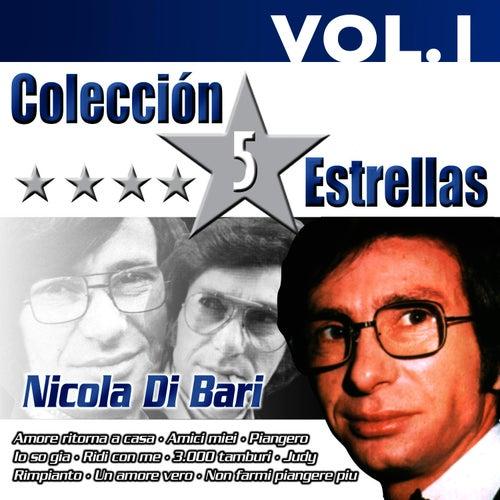 Colección 5 Estrellas. Nicola di Bari. Vol. 1 von Nicola Di Bari