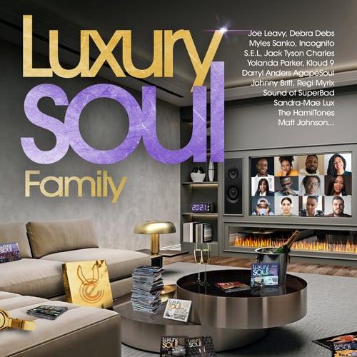 Luxury Soul Family 2021 de VARIOUS