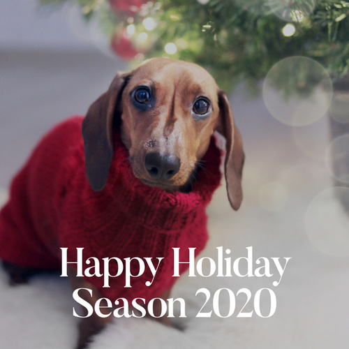 Happy Holiday Season 2020 fra Various Artists