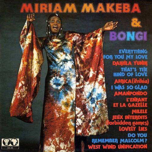 Miriam Makeba et Bongi de Miriam Makeba