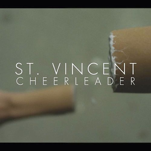 Cheerleader de St. Vincent