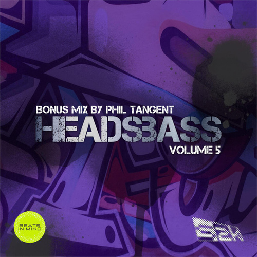 HEADSBASS VOLUME 5 von Various Artists
