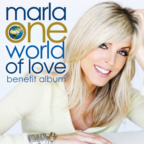 One World of Love Benefit Album by Marla Maples