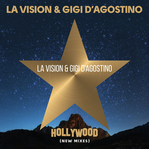 Hollywood (New Mixes) von LA Vision