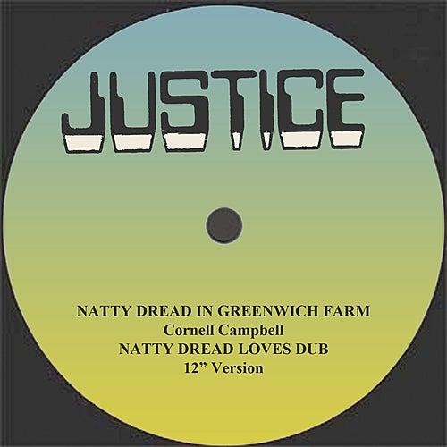 Natty Dread In A Greenwich Farm and Dub 12' Version de Cornell Campbell