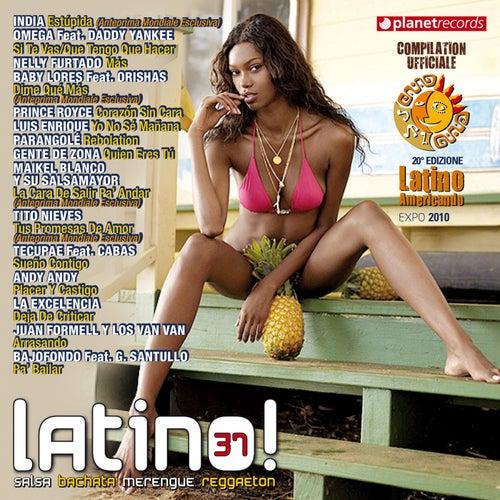 Latino 37 de Various Artists