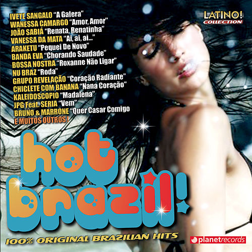Hot Brazil! de Various Artists