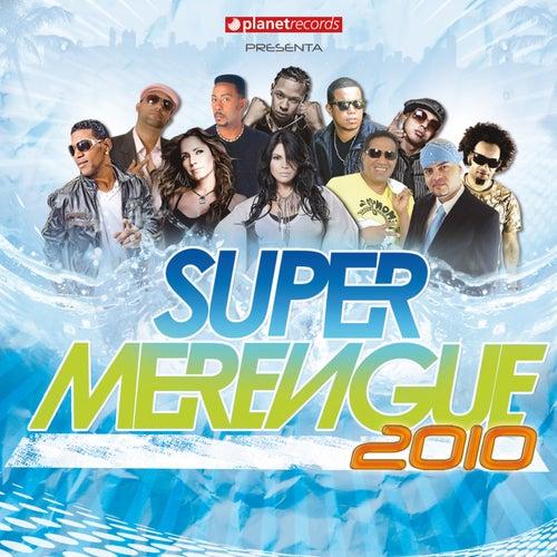 Super Merengue 2010 de Various Artists
