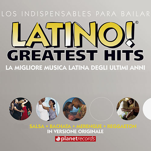 Latino! Greatest Hits: 56 Latin Top Hits (Original Versions!) de Various Artists