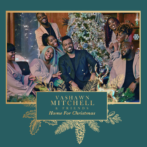 Home For Christmas (Digital EP) by VaShawn Mitchell