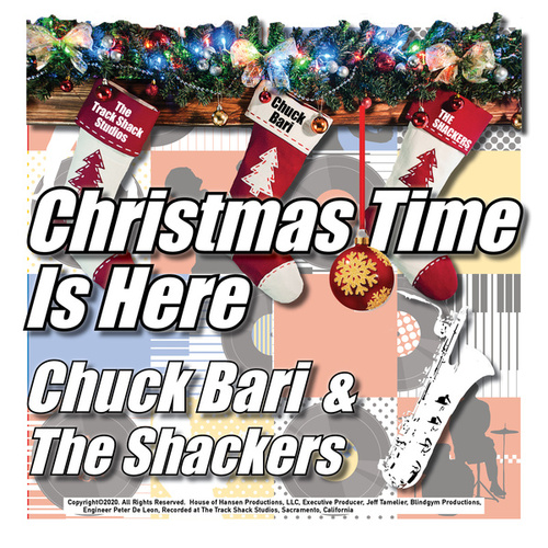 Christmas Time Is Here (feat. J.R.'Robinson, Chester Thompson & Jeff Tamelier) by Chuck Bari
