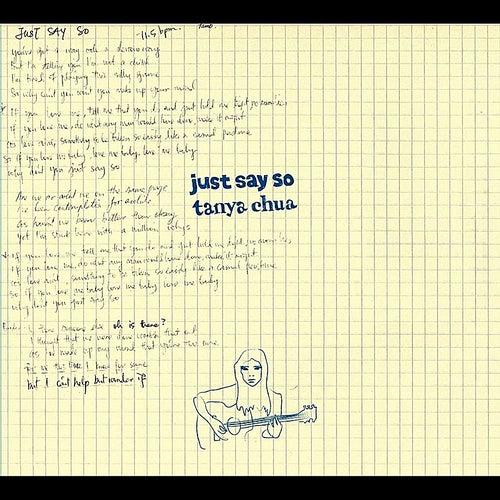 Just Say So von Tanya Chua
