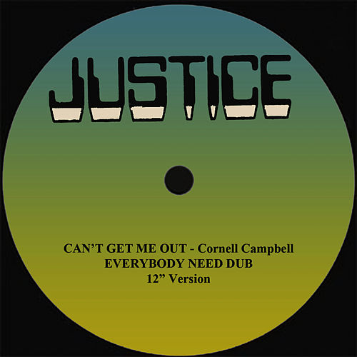 Can't Get Me Out and Dub 12' Version de Cornell Campbell