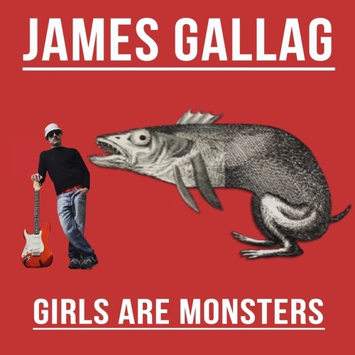 Girls Are Monsters di James Gallag