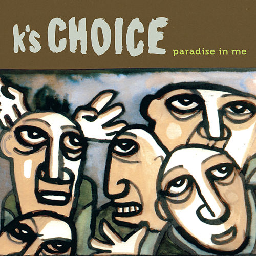 Paradise In Me de k's choice