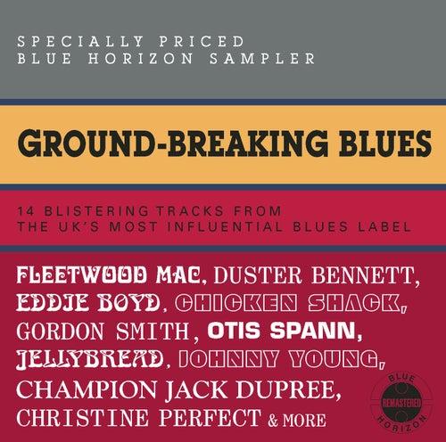 Ground-Breaking Blues de Various Artists