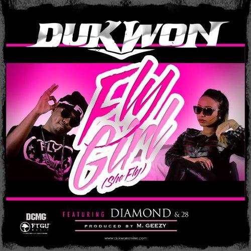 Fly Girl (She Fly) (feat. Diamond) - Single by Dukwon